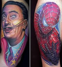 tattoos tattoo designs gallery tattoo 2010 spiderman tattoo design