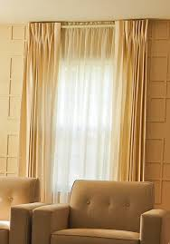 Pinch Pleated Sheer Draperies Living Room Impressive 6 Tips For Using Pinch Pleat Draperies As