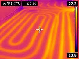 underfloor heating repairs underfloor heating problems