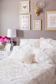 Pink Gold Bedroom by Best Ideas About Pink Gold Bedroom Trends With Light And