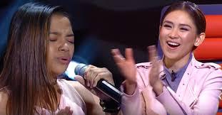 Carol Blind 14 Year Old Sings Carol Banawa U0027s U0027iingatan Ka U0027 On The Voice