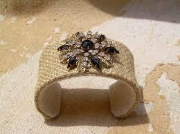 Glue For Upholstery Burlap Bracelet Im Going To Make Using Cardboard Tubes From Vinyl