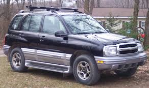 2001 chevrolet tracker overview cargurus