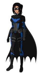 Nightwing Halloween Costume Bat Family Young Justice Fanfiction Chapter 1 Wattpad