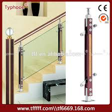 Handrail Fittings Suppliers Typhoon Railings Designs Glass Railing Stainless Steel Tube
