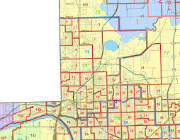 Texas Precinct Map Quibbling Potatoes Romney U0027s Zero Vote Precincts In Oklahoma