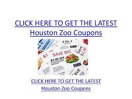 houston zoo lights coupon houston zoo printable coupons 2018 wilderness gatlinburg deals