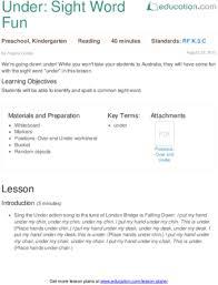 position words education com