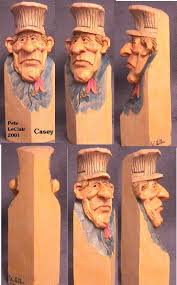 wood carving caricatures caricature the carvers companion part 5
