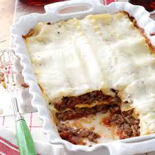thanksgiving lasagna recipe lasagna with white sauce recipe taste of home