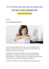 Research paper asthma children shadiataylor com