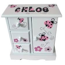 personalized girl jewelry box personalized musical jewelry boxes for to store and decor