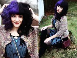 weave hairstyles with purple tips chic winter hairstyles for black women with black hair extensions