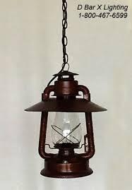 Rustic Pendant Lighting Dx736 Rustic Lantern Pendant Light Fixture By D Bar X Lighting