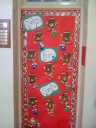 backyards decorate your door for christmas with santa office
