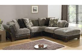 Sofa Leather Fabric Present And Past Of The Chesterfield Sofa Home Design