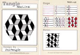 zentangle design tangles for people who doodle zentangle designs