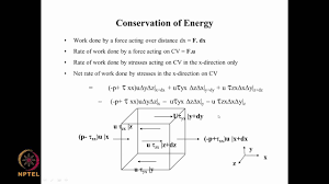 mod 2 week 2 lec 2 7 equations governing fluid flow energy