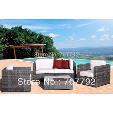 Grey Wicker Patio Furniture by Compare Prices On Grey Wicker Furniture Online Shopping Buy Low