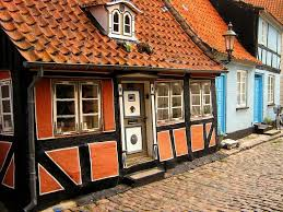 colorful cities 20 of the most beautiful cities and towns in denmark