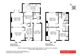 3 bedroom detached house for sale in 34 the drive amersham