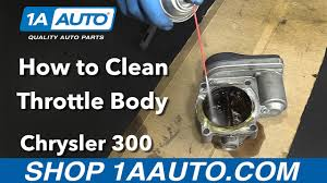 2006 chrysler 300 owners manual how to clean throttle body 2006 chrysler 300 buy quality parts