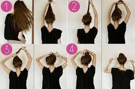 tutorial menata rambut panjang simple tips membuat rambut tipis agar terlihat lebih tebal