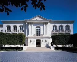 Bel Air Mansion by La Belle Vie Bel Air California Leading Estates Of The World