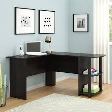 Glass L Shaped Desk Z Line Belaire Glass L Shaped Computer Desk Dimensions Best Home