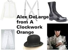 Clockwork Orange Halloween Costume 11 Clockwork Costumes Images Halloween