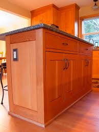 kitchen island outlet small size kitchen island with power outlet no recessed toe kick