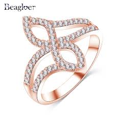 aliexpress buy beagloer new arrival ring gold aliexpress buy beagloer 2016 new fashion ring number 8