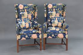 Hickory Chair Wing Chair Auction Catalog U2013 Nadeau U0027s Auction Gallery