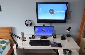 best desk desk best gaming desk experience buy gaming desktop u201a inviting