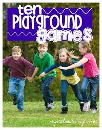 10 playground games for kids playground games playground and gaming