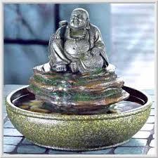 table top water fall buddha statue waterfall table top indoor water fountain buddah ul