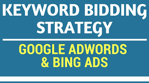 keyword bid keyword bidding strategy for adwords and ads ppc