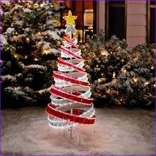 spiral christmas tree cool inspiration spiral christmas tree led blue green lighted