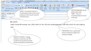 Business Email Writing Format by Writing An Effective Email Writing An Effective Email To Your