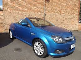 opel tigra 2017 used vauxhall tigra convertible 1 4 i 16v sport cabriolet 2dr in