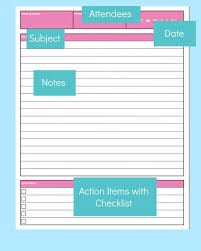 printable planner notes 335 best work planner images on pinterest planner inserts