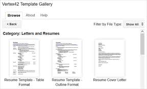 resume template docs 6 docs resume templates for all styles and preferences