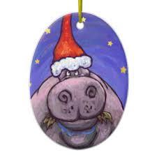 2012 i want a hippopotamus for hallmark magic ornament
