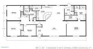 ranch floor plan ranch floor plans best of 4 bedroom floor plan f 1001 hawks homes
