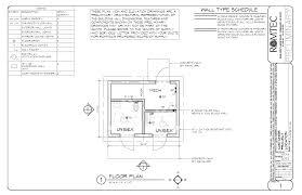 Mechanical Floor Plan Restroom Shower U2013 Romtec Inc