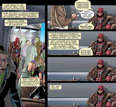 like deadpool before it the x cinematic universe what were all the references in