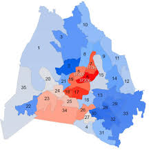 Shelby County Zip Code Map by Good News And Bad News For East Nashville Core Residents