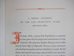 the duke of sacramento a comedy in four acts reprinted from the