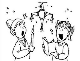 christmas pinata coloring page 457836 coloring pages for free 2015