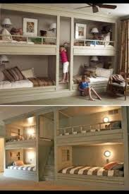 Diy Bunk Beds With Stairs Bunk Bed With Stairs And Slide Foter
